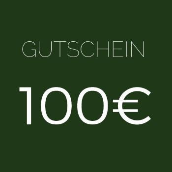 GUTSCHEIN IM WERT 100 EUR