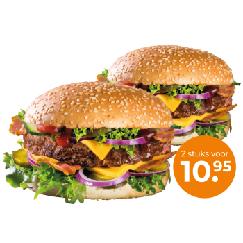 2x New York Burger
