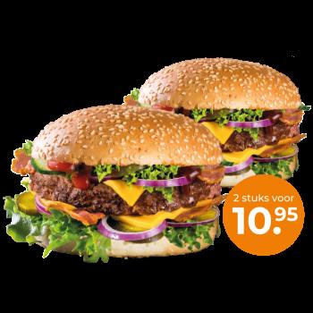 Twee New York Burgers