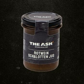 The ASH Rotwein Schalotten Sauce