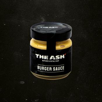 The ASH Burger Sauce