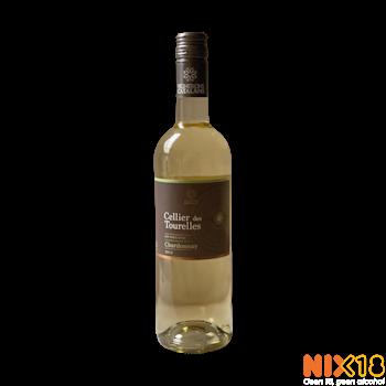 Witte wijn, heerlijk gekoeld 0,75L