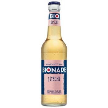 Bionade Litschi