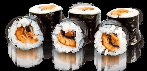 Maki Salmon - 6 Stück
