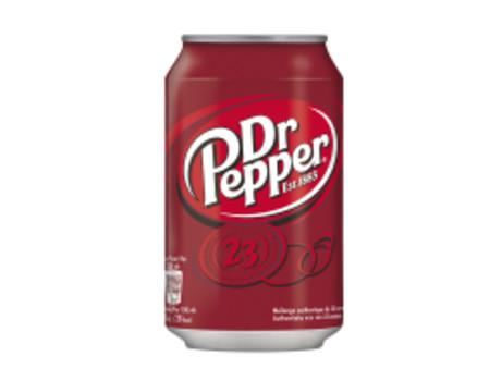 Dr. Pepper 0.33L