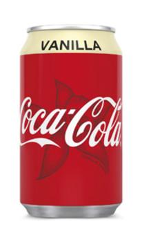 Coca-Cola Vanille 0.33L