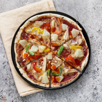 Pizza Hot & Sweet