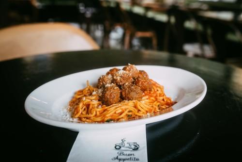 Spaghetti Chitarra Lilli e il vagabondo