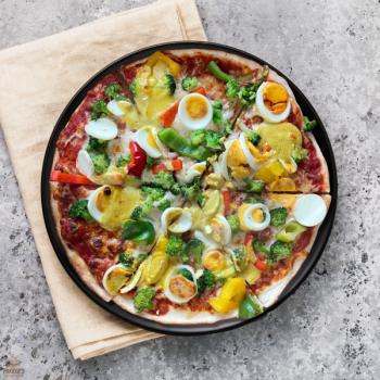 Pizza Goa Large