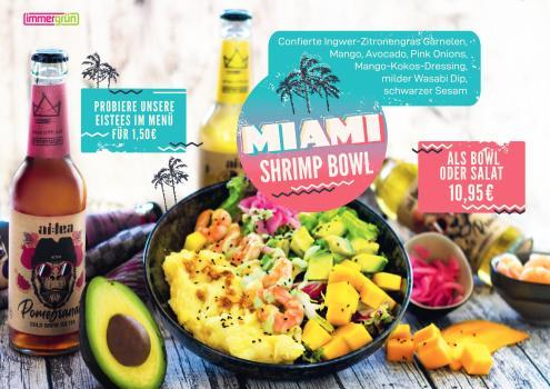 Miami Shrimp Bowl Menü - ai:tea