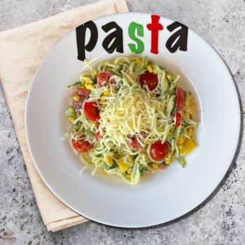 Pasta Veggy & Cheese