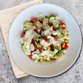 Salat Manhattan