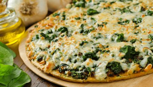 Pizza Gorgonzola (klein)