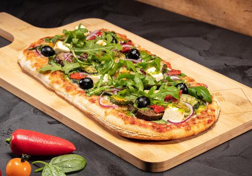 Pinsa Grilled Veggie