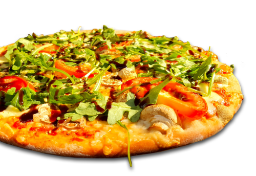 Pizza Primavera medium