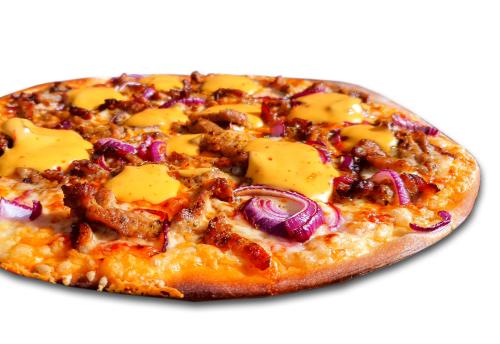 Pizza Spicy Pork medium