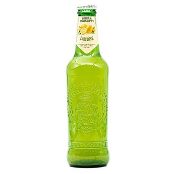 Birra Moretti Limone  0,33l