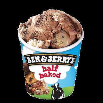 Ben & Jerry's Half Baked 465ml