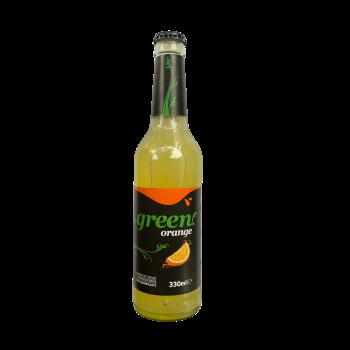 Green Cola  Orange 0,33l