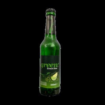 Green Cola Lemon Lime 0,33l