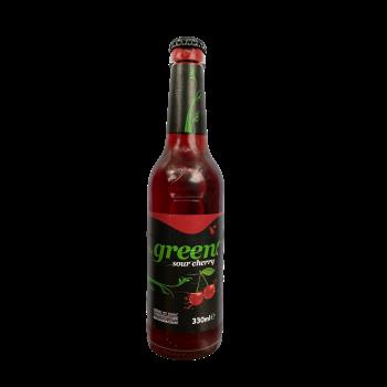 Green Cola Sour Cherry 0,33l