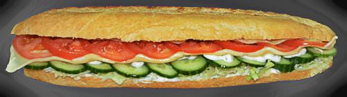 Croque Vegetarisch