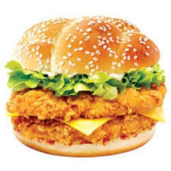 Naughty Sauer Burger