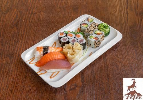 Sushi Menü 52