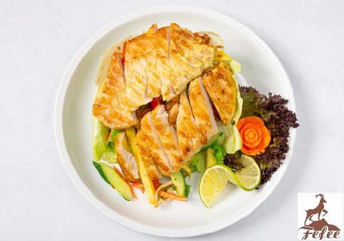 25a - Mango Chicken