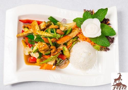 32 - Tofu Cashew