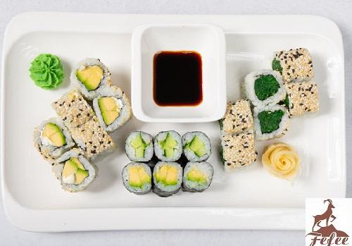 Sushi Menü 50