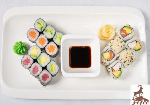 Sushi Menü 51