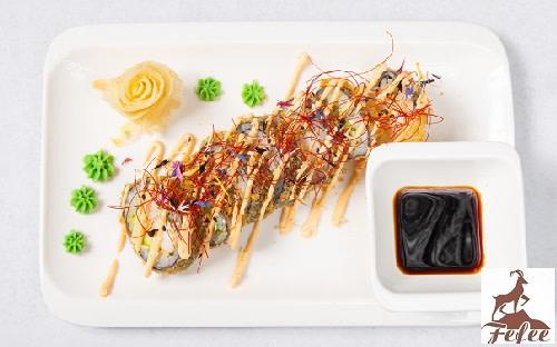 S36 - Crispy Sushi Tiger