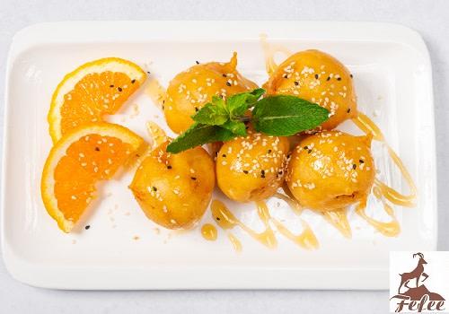 101- Gebackene Ananas