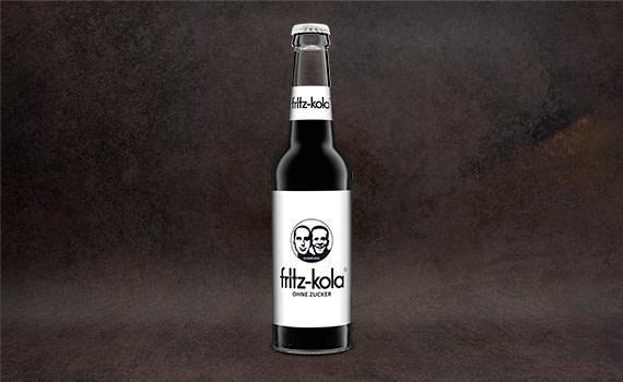 fritz-kola® zuckerfrei, 0,33L