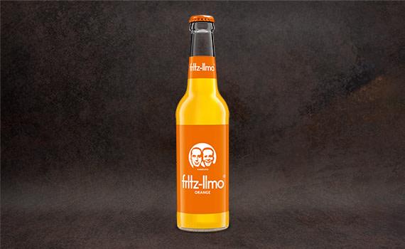 fritz-limo® orangenlimonade, 0,33L