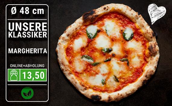Pizza Margherita Ø 48cm