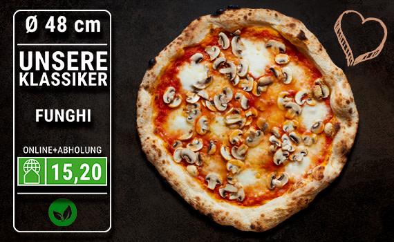 Pizza Funghi Ø 48cm