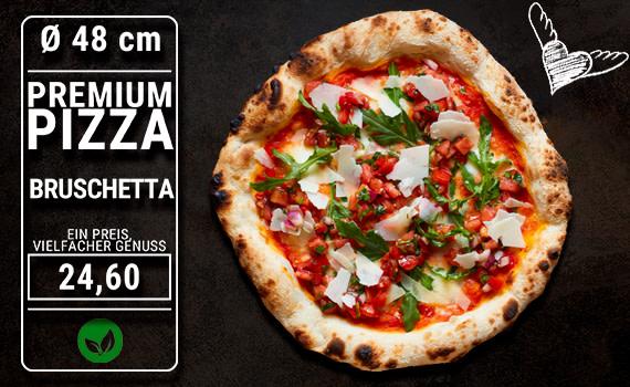 Pizza Bruschetta Ø 48cm