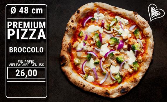 Pizza Broccolo Ø 48cm
