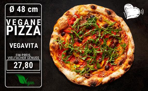 Pizza Vegavita Ø 48cm