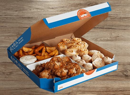 Snack Box medium