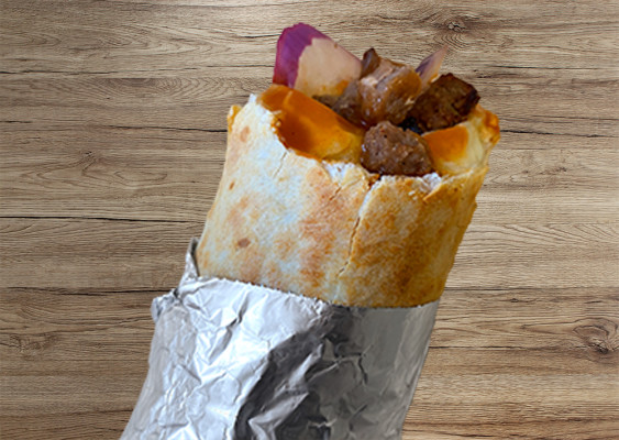 WRAPster Beef Onions