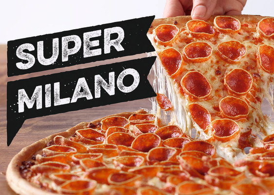 Super Milano thin crust L