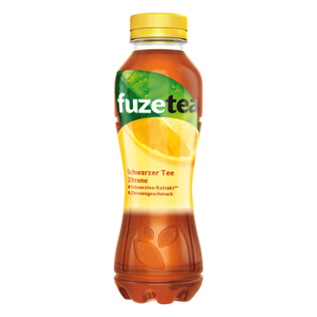 Fuze Tea Zitrone  0,4l