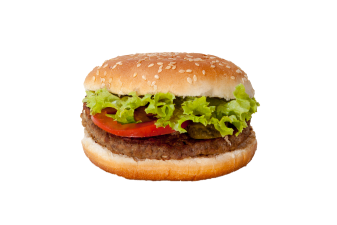 Burger Planet Hamburger