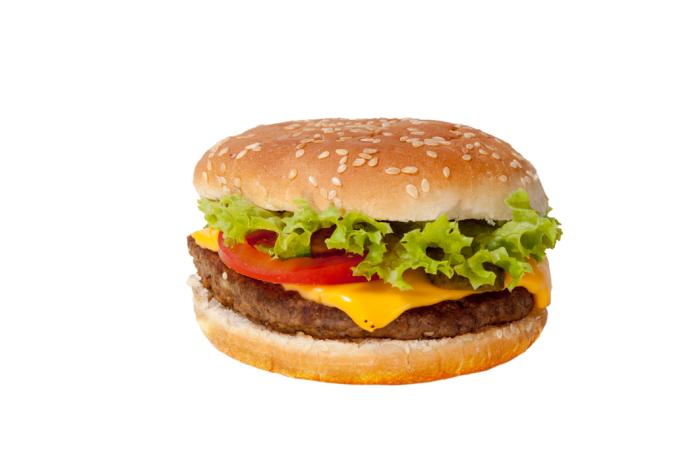 Burger Planet Cheese Burger