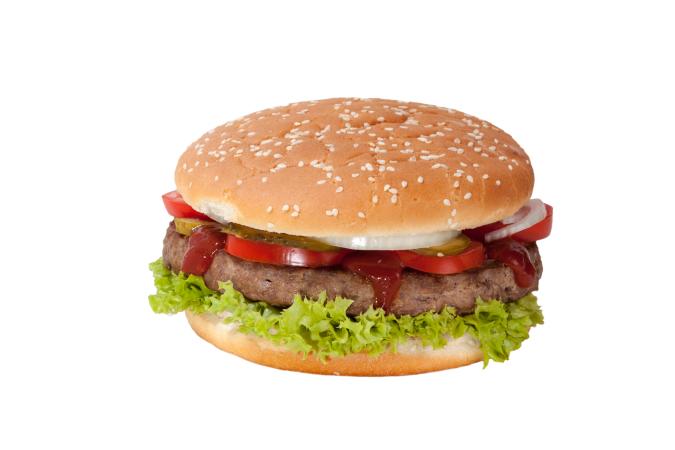 Burger Planet Giant Burger