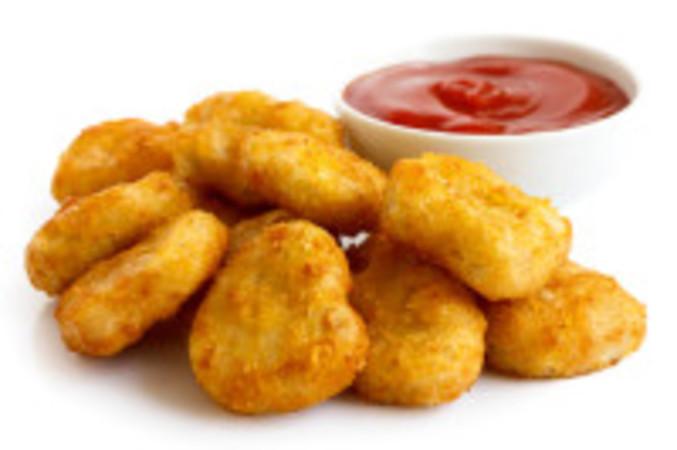 Burger Planet 5er Nuggets Kids Menü
