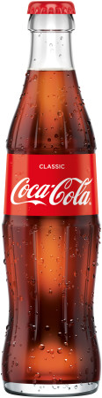 Coca Cola 0,33l<sup>C,F,S</sup>